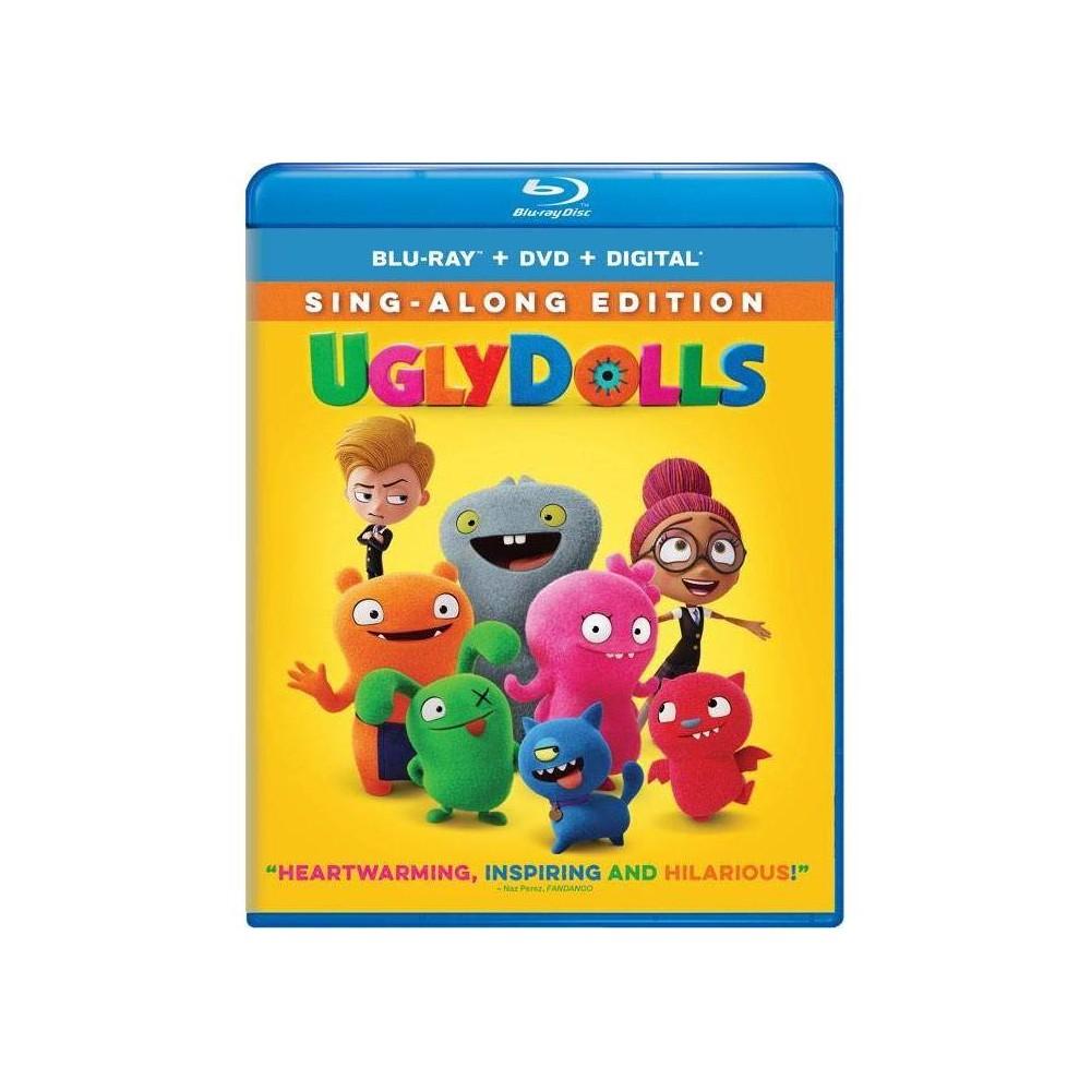 Uglydolls Blu Ray Dvd Digital