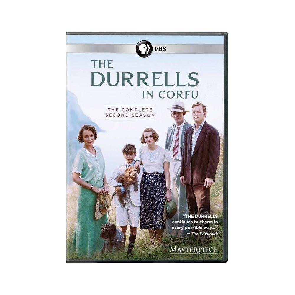 Masterpiece The Durrells In Corfu Season 2 Dvd