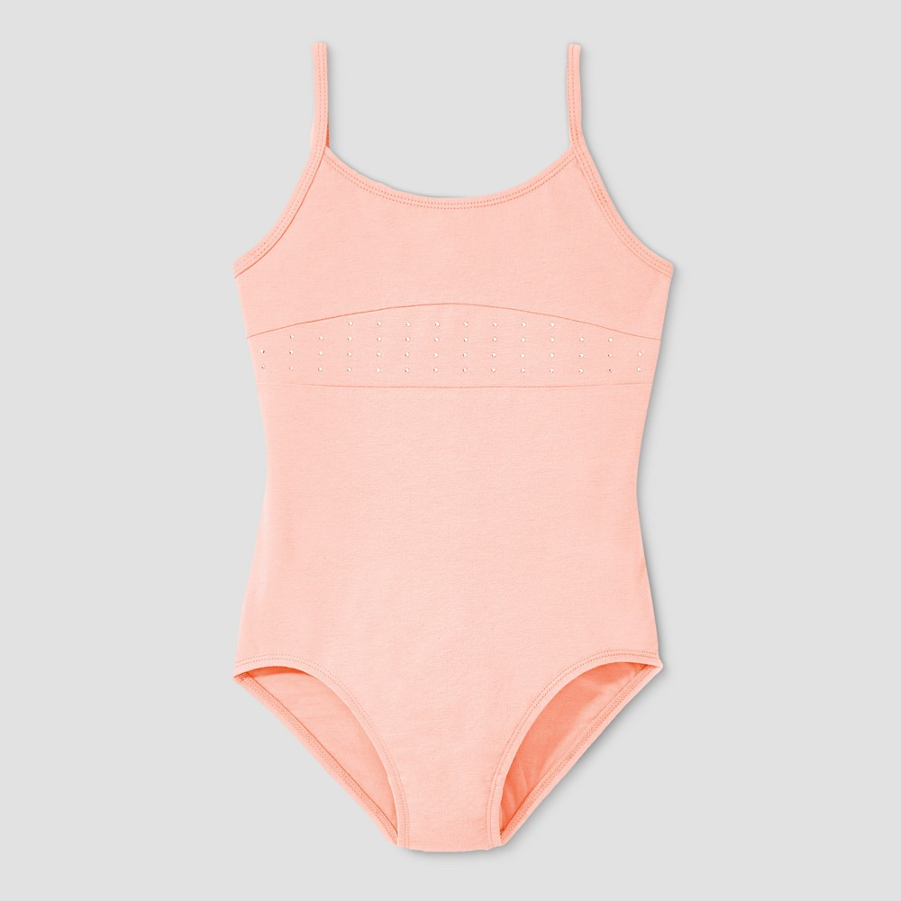 Freestyle by Danskin Girls' Cami Leotard - Pink 2T