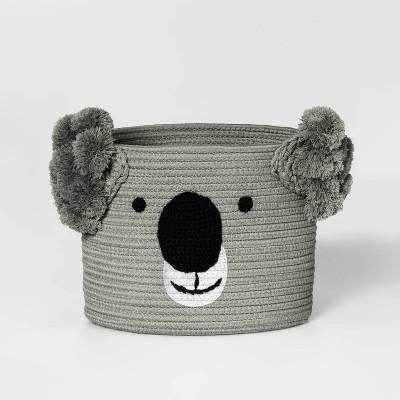 Koala Coiled Rope Basket - Pillowfort™
