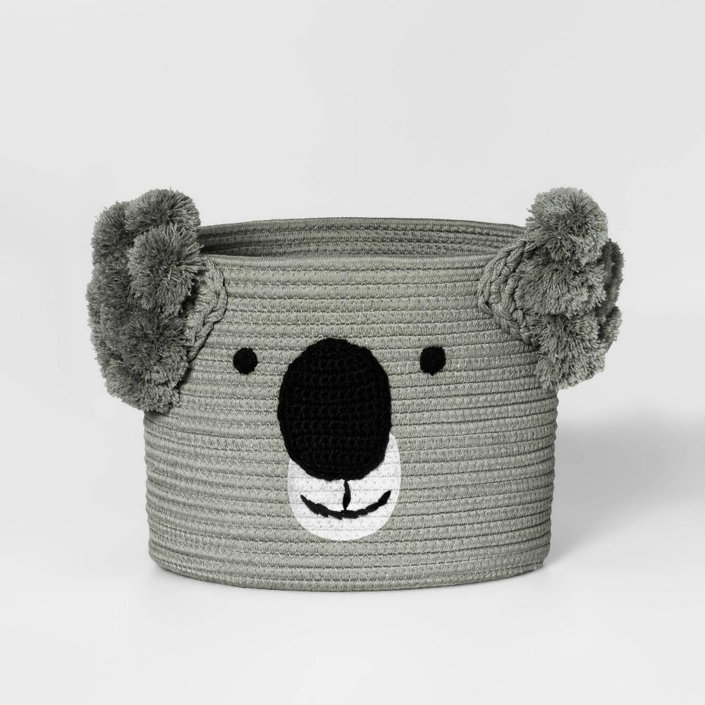 Koala Coiled Rope Basket Pillowfort 8482