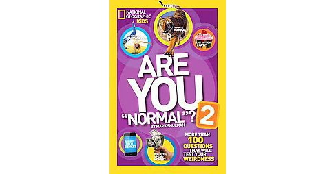 "Are You ""Normal""? 2 (Paperback) (Mark Shulman) - image 1 of 1"
