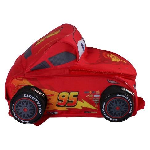 Disney 12 Cars Kids Backpack Red Target