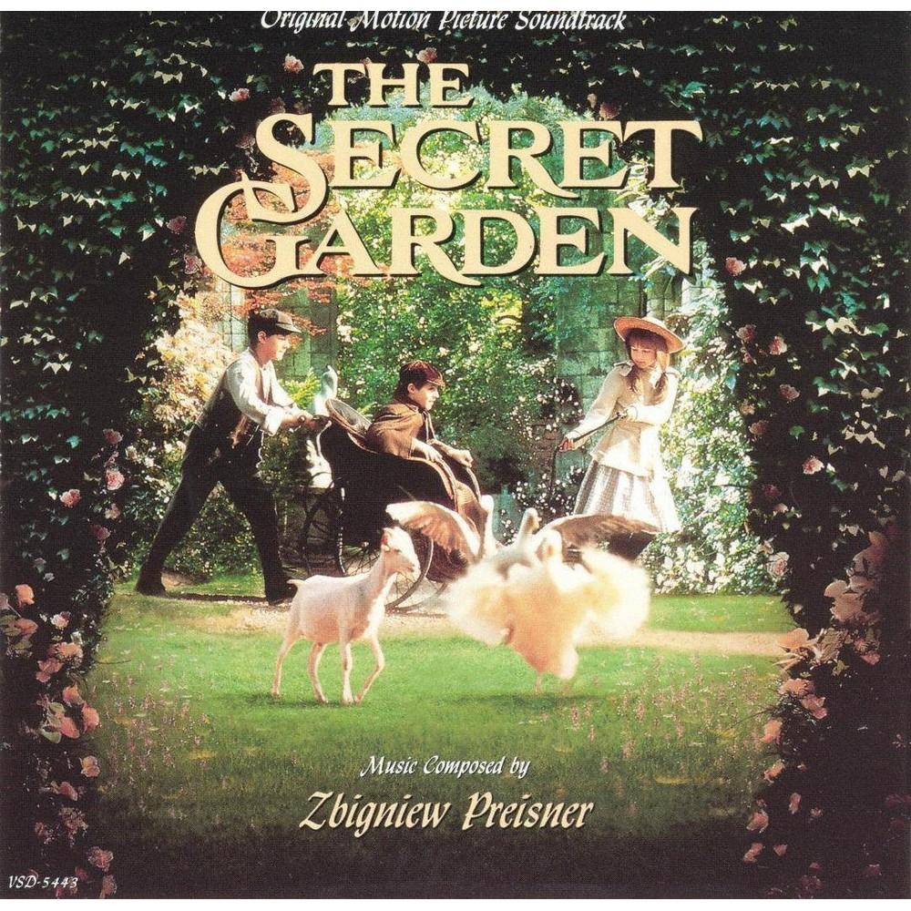 Zbigniew preisner - Secret garden (CD)