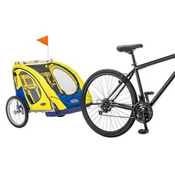InSTEP Sedona Bicycle Trailer - Blue