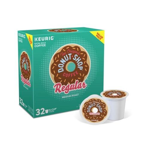 The Original Donut Shop Regular Keurig Single-Serve K-Cup Pods, Medium Roast Coffee, 32ct - image 1 of 7
