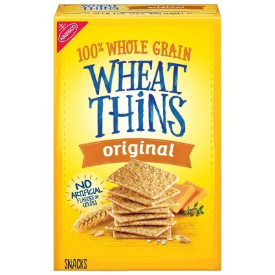 Crackers: Wheat Thins