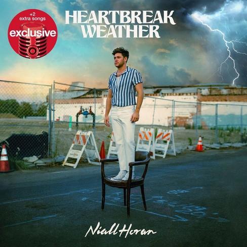 Niall Horan Heartbreak Weather Target Exclusive Cd Target