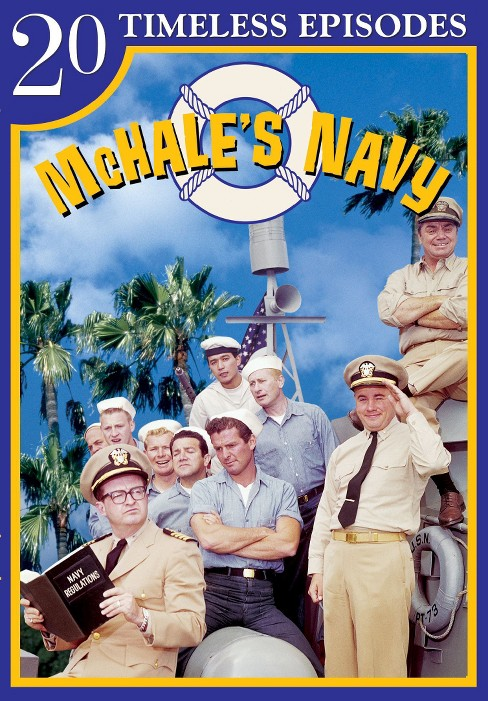 Mchale's navy:20 timeless episodes (DVD) - image 1 of 1