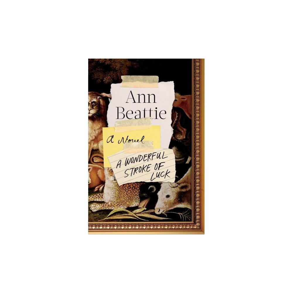 Wonderful Stroke of Luck - by Ann Beattie (Hardcover)