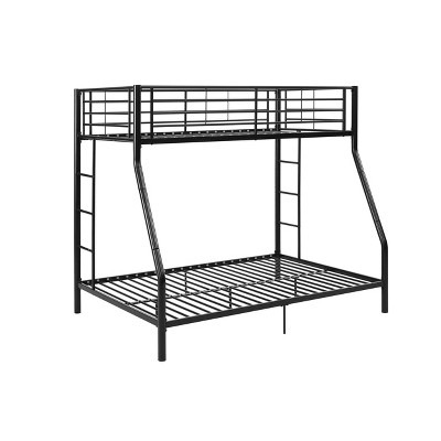 Twin over Full Premium Metal Bunk Bed - Saracina Home
