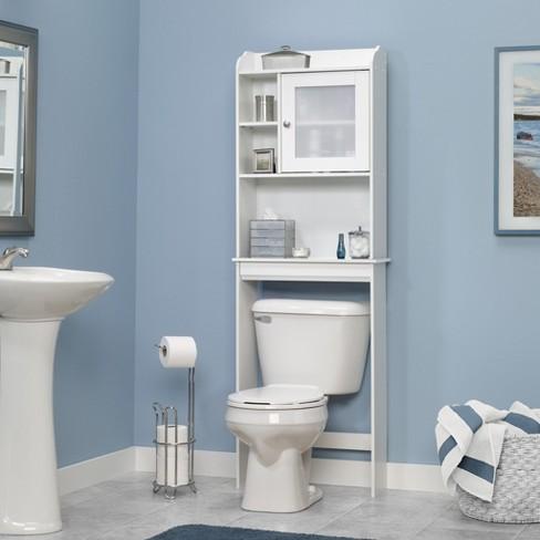 Over The Toilet Etagere White Sauder