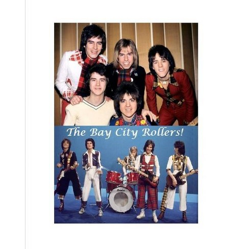 The Bay City Rollers! - by  Vincent Price (Paperback) - image 1 of 1