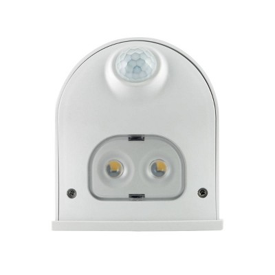Energizer LED Motion Outdoor Wall Light White