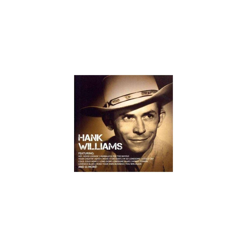 Hank Williams - ICON: Hank Williams (CD)