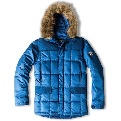 Chamonix Monchu Quilted Baffle Jacket Mens