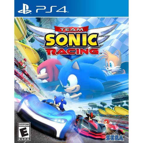 Team Sonic Racing - PlayStation 4 - image 1 of 4