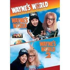 Wayne's World 2-Movie Collection (Includes: Wayne's World, Wayne's World 2)  (DVD)