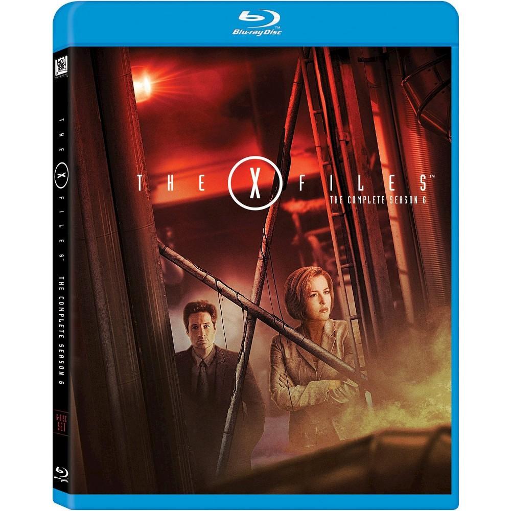 X-Files Season 6 (Blu-ray)
