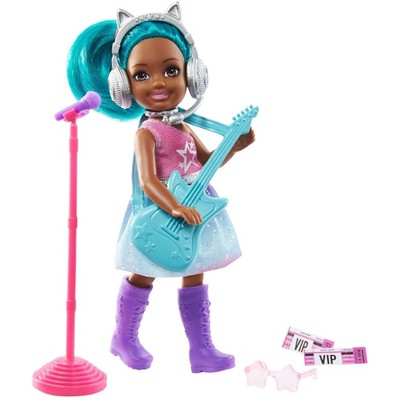 ​Barbie Chelsea Can Be Rockstar Doll Playset