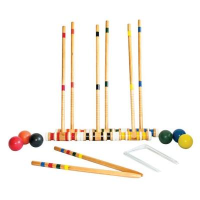 Triumph Sports 6 Player Croquet Set