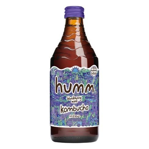 Humm Blueberry Mint Kombucha 14 oz - image 1 of 4