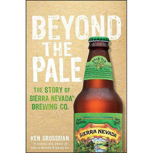 Beyond the Pale - by  Ken Grossman (Hardcover) - image 1 of 1