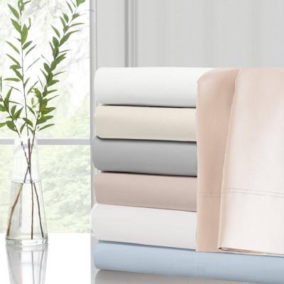 Wholistic 100% Cotton Sateen Sheet Set Collection