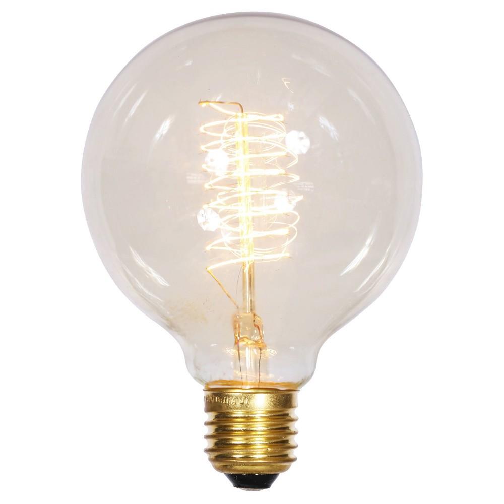 G50 White Christmas Light Bulb