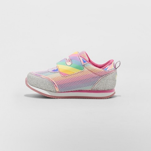 ca20b3584de Toddler Girls' Hasbro My Little Pony Retro Jogger Sneakers - Pink ...