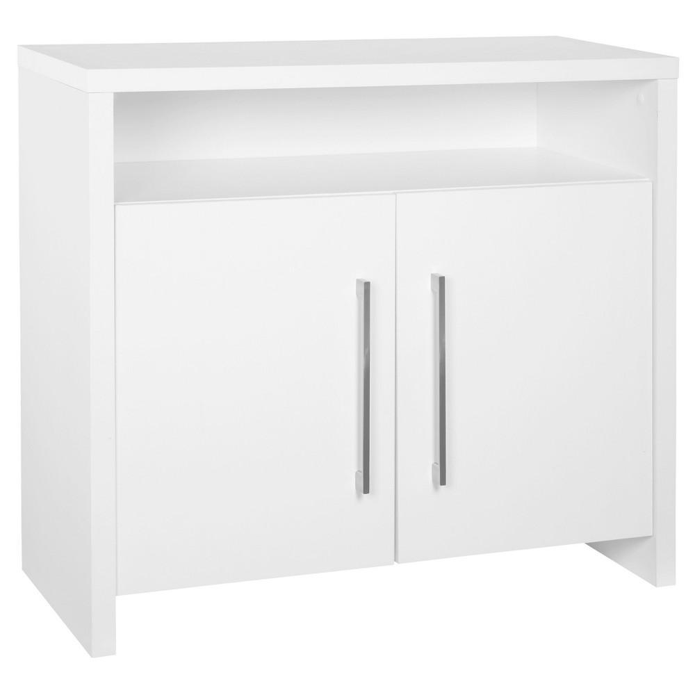 Image of 2-Door File Cabinet - White - ClosetMaid