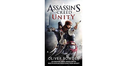 Unity (Paperback) (Oliver Bowden) - image 1 of 1