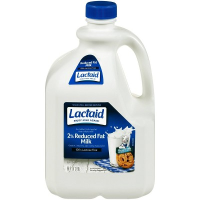 Lactaid Lactose-Free 2% Milk - 96 fl oz