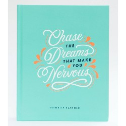 Chase The Dreams Planner - Start Today by Rachel Hollis (Target Exclusive) (Hardcover)
