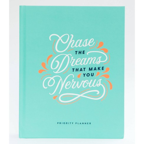 Chase The Dreams Planner - Start Today by Rachel Hollis (Target Exclusive) (Hardcover) - image 1 of 4