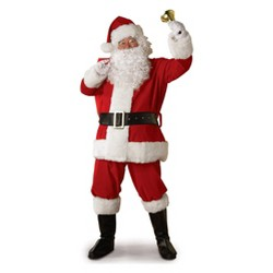 Adult Legacy Santa Suit Halloween Costume