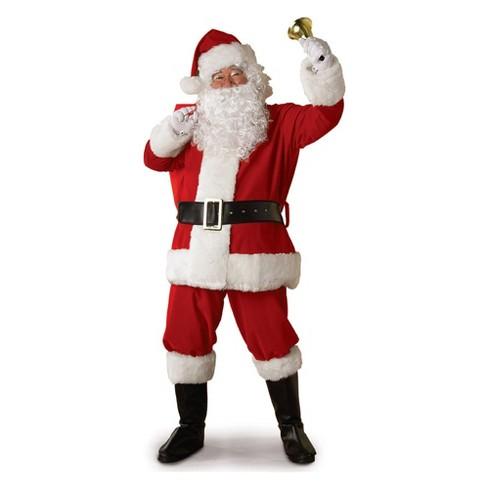 Adult Legacy Santa Suit Halloween Costume - image 1 of 1