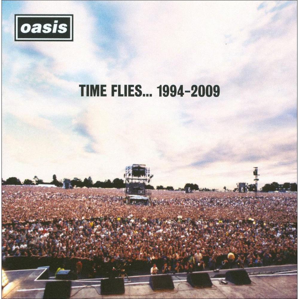 Oasis - Time Flies 1994-2009 (CD)