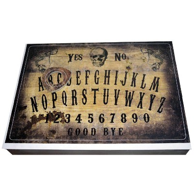 "9"" x 12"" Halloween Haunted Spirit Board"