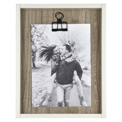 5  x 7  Vista Clip Single Picture Frame - Threshold™
