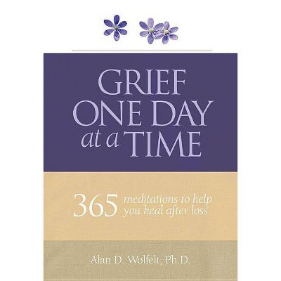 Grief One Day at a Time - by  Alan D Wolfelt (Paperback)