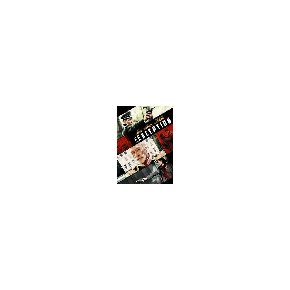 Exception (Dvd), Movies