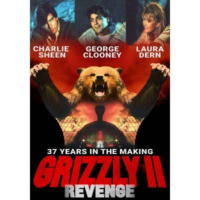 Grizzly II: Revenge (DVD)(2021)