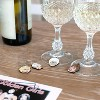 Just Funky Golden Girls Wine Charms, Set of 4 - image 5 of 6