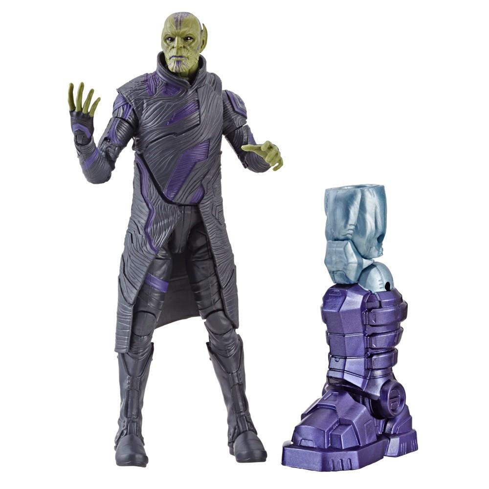 Marvel Captain Marvel 6 Legends Talos Skrull Collectors Figure