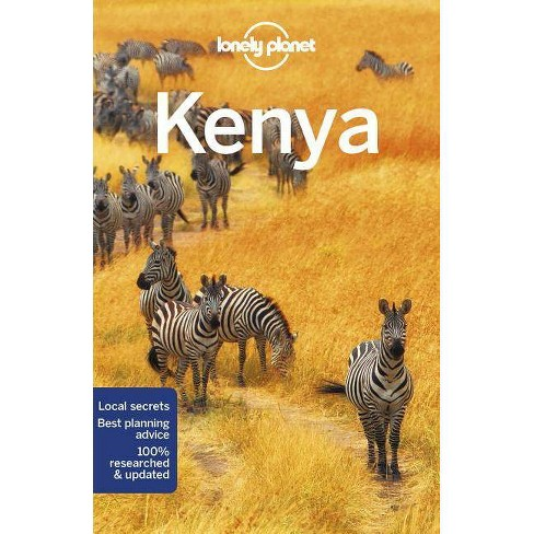 Lonely Planet Kenya - (Country Guide) 10 Edition (Paperback) - image 1 of 1