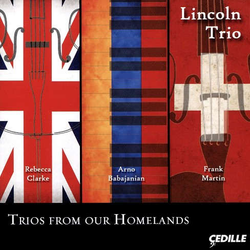 Lincoln trio - Trios from our homelands (CD) - image 1 of 1
