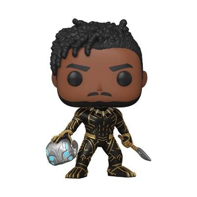 Funko POP! Marvel: What If...? - King Killmonger (Target Exclusive)