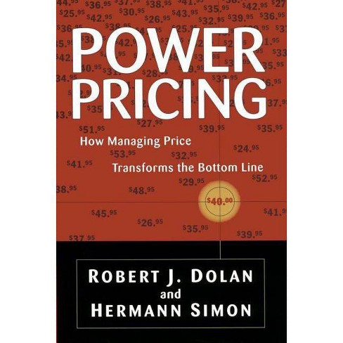 Power Pricing - by  Hermann Simon & Robert J Doan (Hardcover) - image 1 of 1