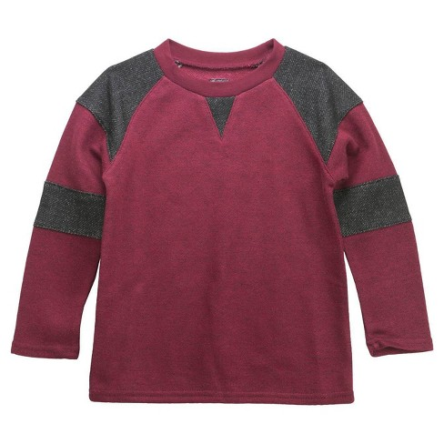 Toddler Boys' Sweater - Red 5T - image 1 of 1